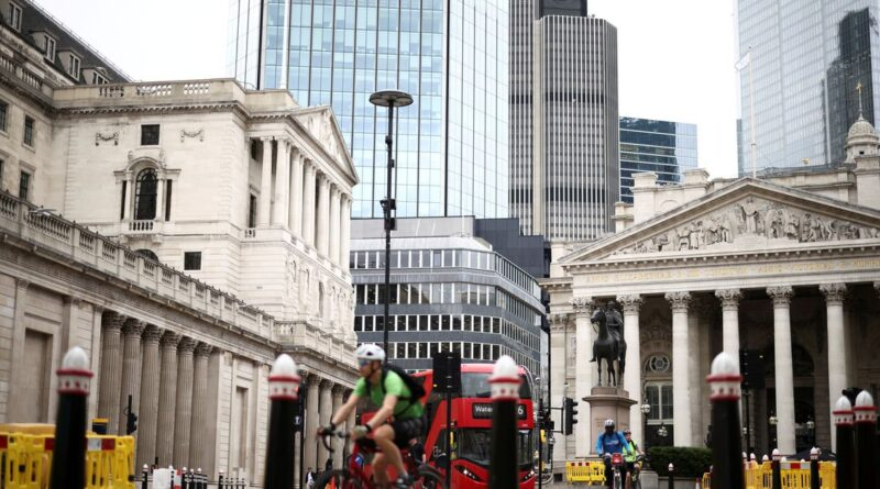 bank-of-england-keeps-powder-dry-on-crypto-'pockets-of-exuberance'-–-reuters