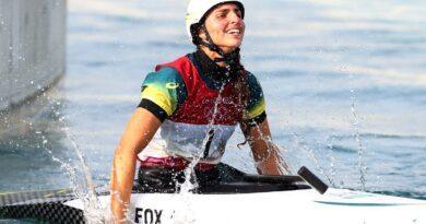 canoeing-australia's-fox-wins-gold-in-women's-canoe-slalom-–-reuters