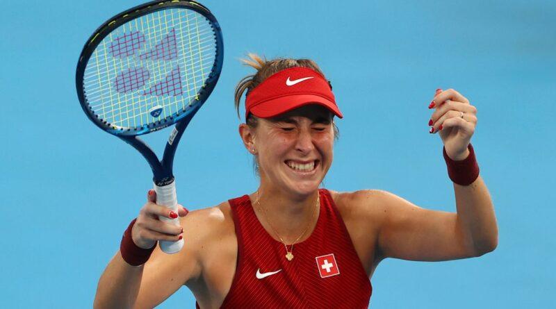 tennis-bencic,-vondrousova-to-vie-for-gold-as-djokovic-eases-into-semis-–-reuters