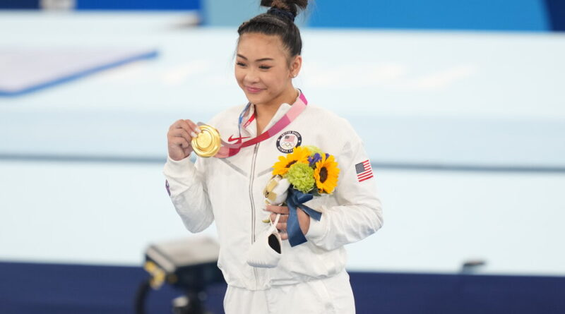 olympic-gymnastics:-sunisa-lee-wins-all-around-gold,-score-and-routines-–-the-new-york-times
