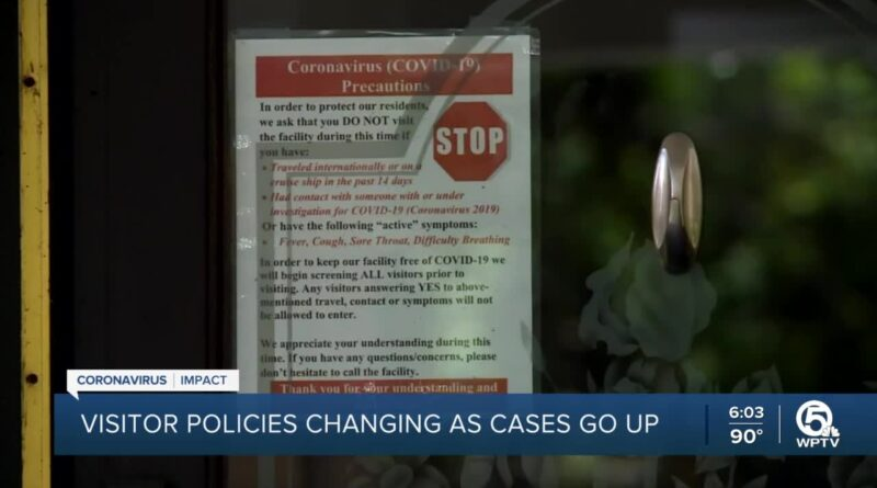 assisted-living-facilities-tweak-visitor-polices-as-cases-surge-in-florida-–-yahoo-news