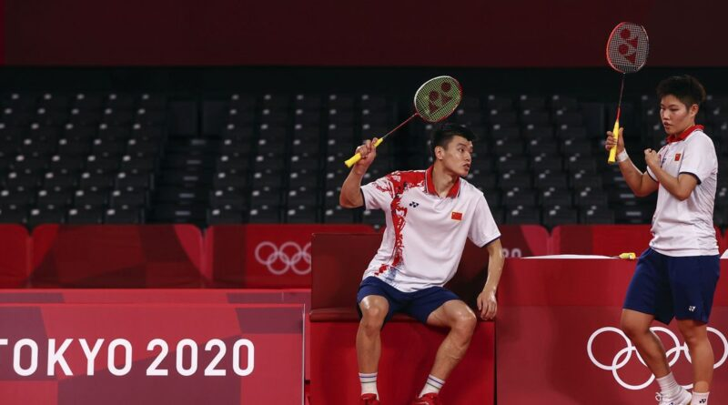 badminton-china-win-mixed-doubles-gold-and-silver-–-reuters