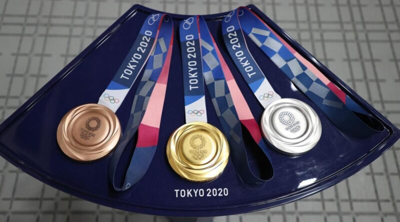 tokyo-olympics-medal-tracker:-gold,-silver,-bronze-counts-for-team-usa,-every-country-at-2020-games-–-cbs-sports