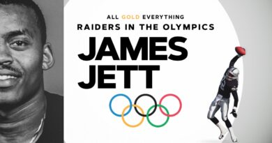 all-gold-everything:-raiders-in-the-olympics-|-james-jett-–-raiders.com
