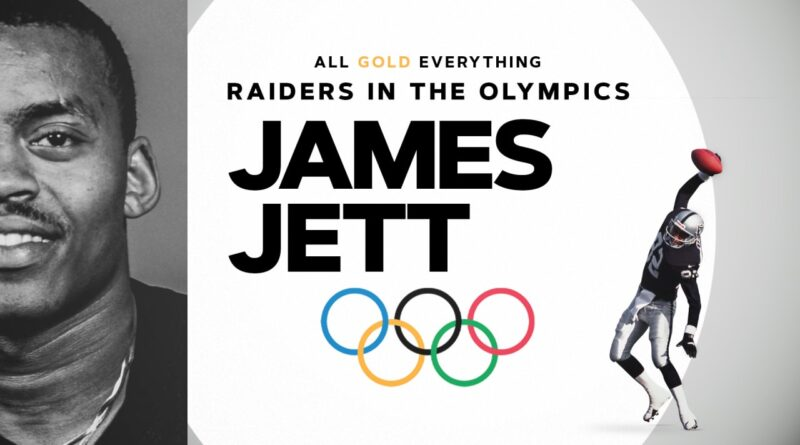 all-gold-everything:-raiders-in-the-olympics- -james-jett-–-raiders.com