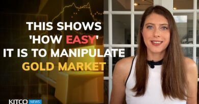 Gold trader's chat logs: This shows 'how easy' it is to manipulate the market