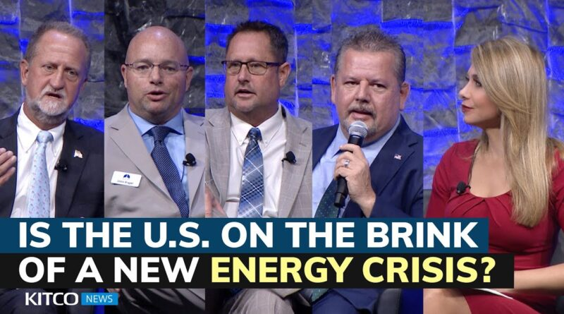 Is the U.S. on the brink of a new energy crisis?