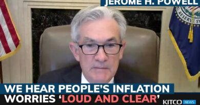 Fed's Powell says he hears inflation worries 'loud and clear,' but remains dovish