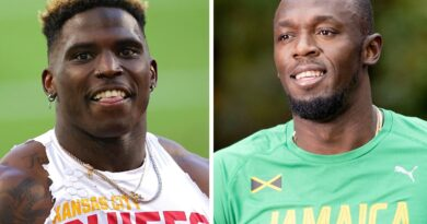 usain-bolt-will-wager-gold-medal-if-tyreek-hill-puts-super-bowl-ring-on-the-line-for-70m-dash-–-dancehallmag