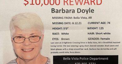 reward-offered-in-search-for-bella-vista-woman-–-northwest-arkansas-democrat-gazette
