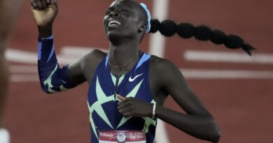 athing-mu-follows-up-gold-medals-by-setting-new-american-record-in-800-meters-at-prefontaine-classic-–-the-trentonian