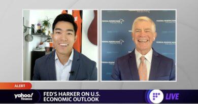 jackson-hole-2021:-philadelphia-fed-president-patrick-harker-speaks-with-yahoo-finance-[transcript]-–-yahoo-finance
