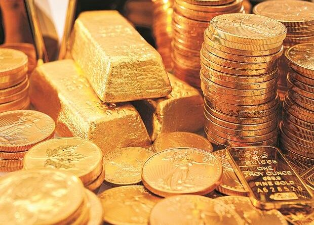 Gold Price Today At Rs 46 660 Per 10 Gm