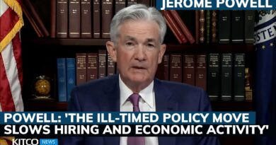 Fed's Powell talks dangers of a wrong monetary policy move